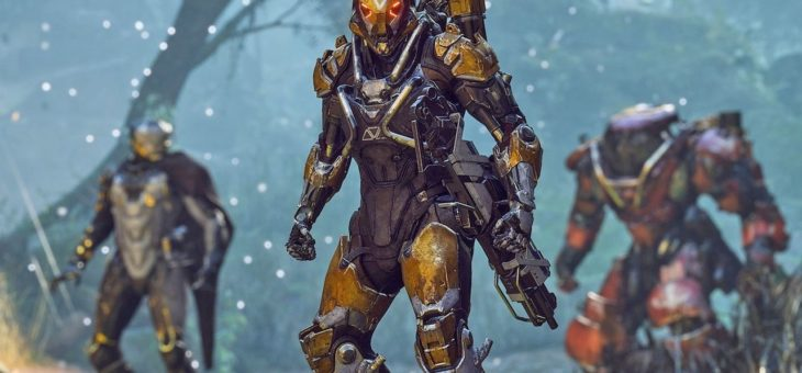 We Played Anthem, And It's Pretty Fun